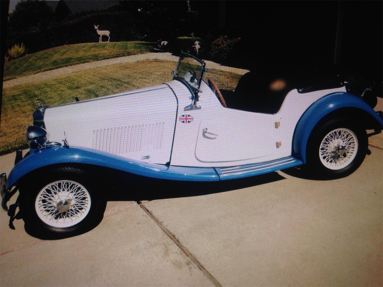 Large Picture of '52 MG TD located in Antioch California - $18,888.00 - FTY3