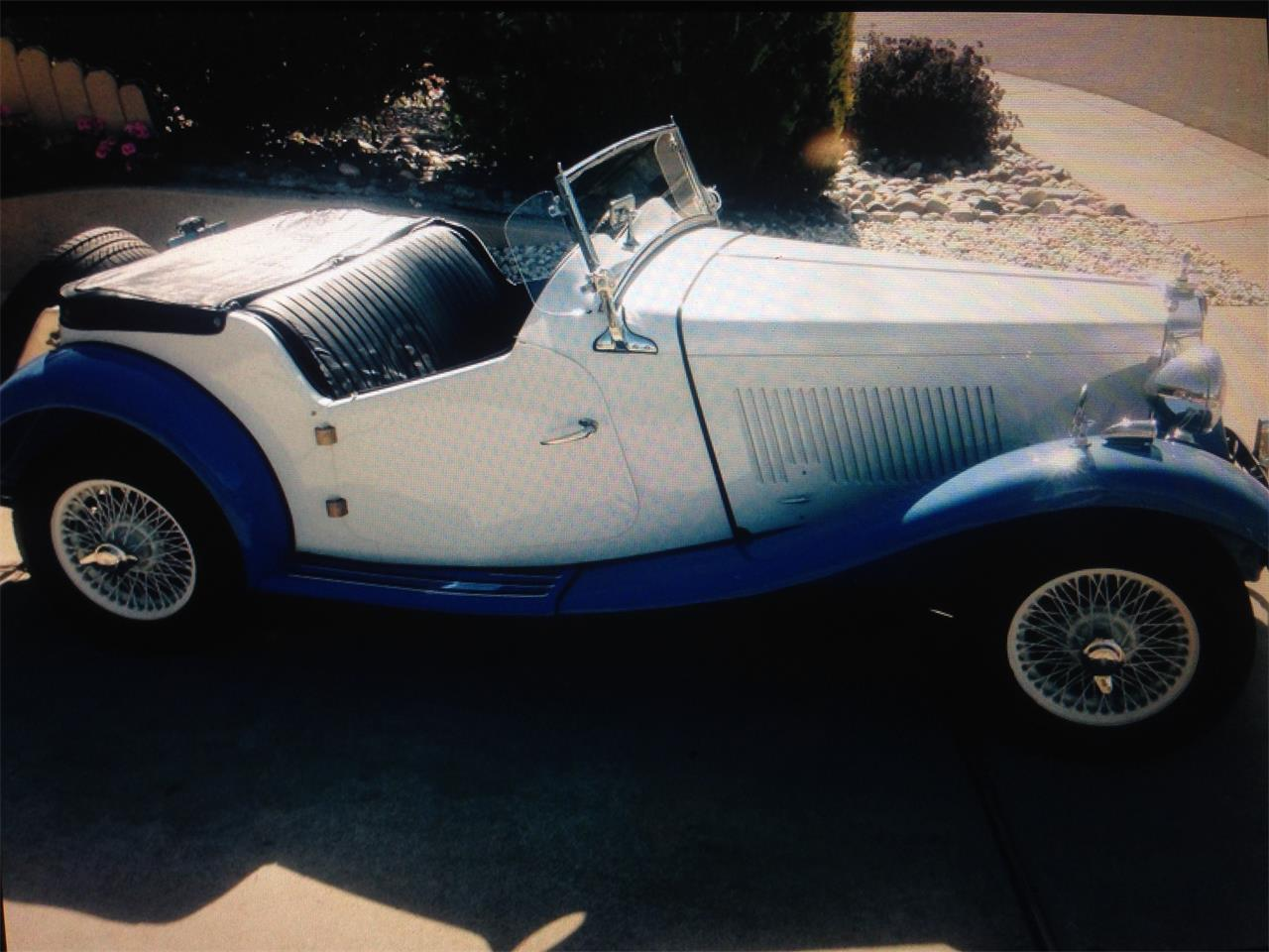 Large Picture of 1952 MG TD located in Antioch California - $18,888.00 - FTY3