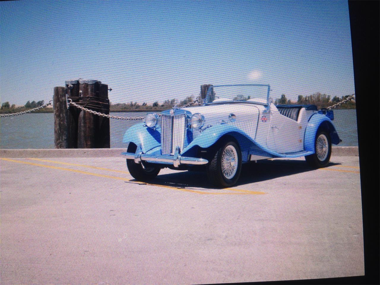 Large Picture of 1952 MG TD located in Antioch California Offered by a Private Seller - FTY3