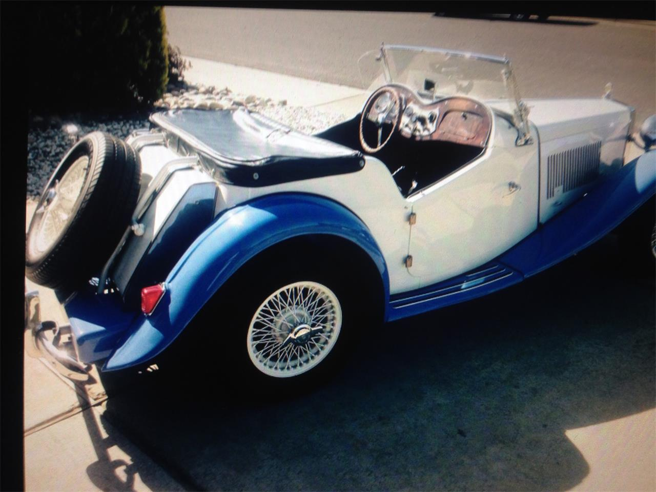 Large Picture of Classic 1952 TD located in Antioch California Offered by a Private Seller - FTY3