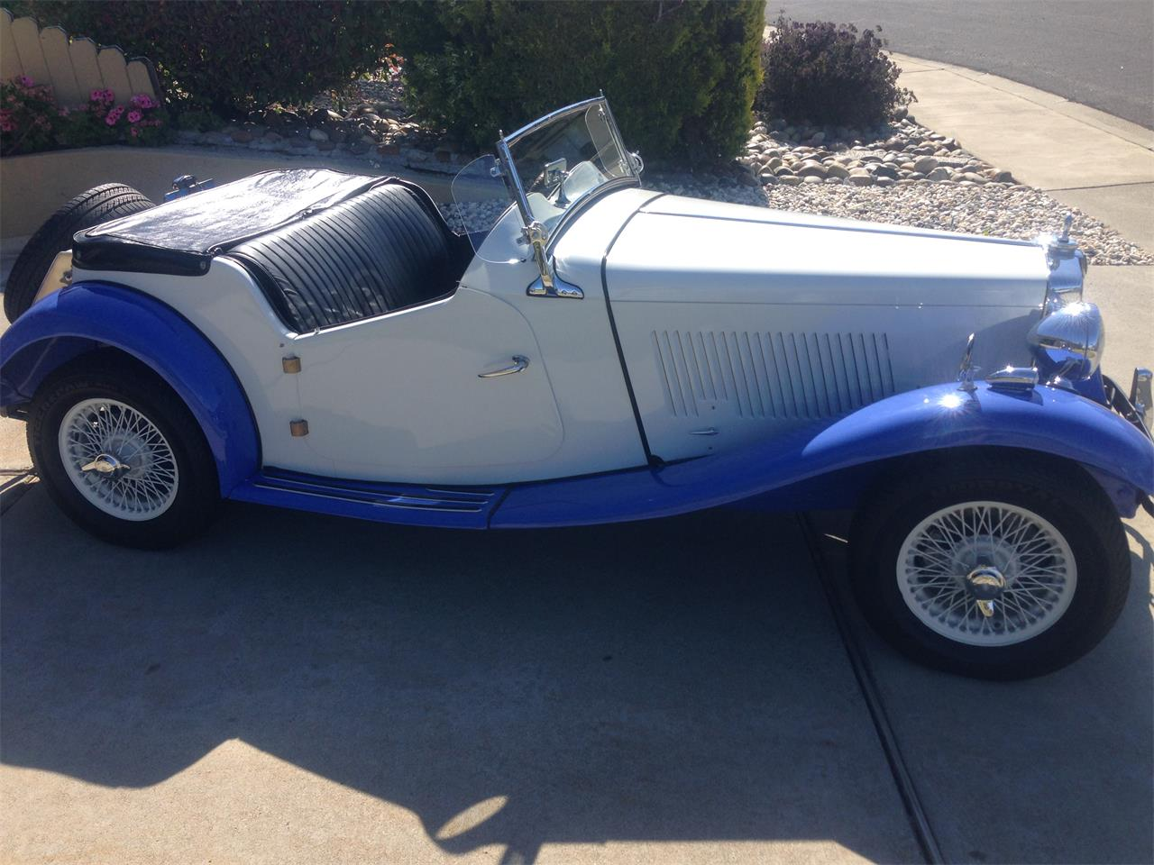 Large Picture of 1952 MG TD located in California - $18,888.00 Offered by a Private Seller - FTY3
