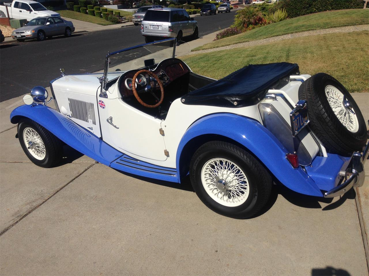 Large Picture of Classic '52 MG TD located in California - $18,888.00 - FTY3