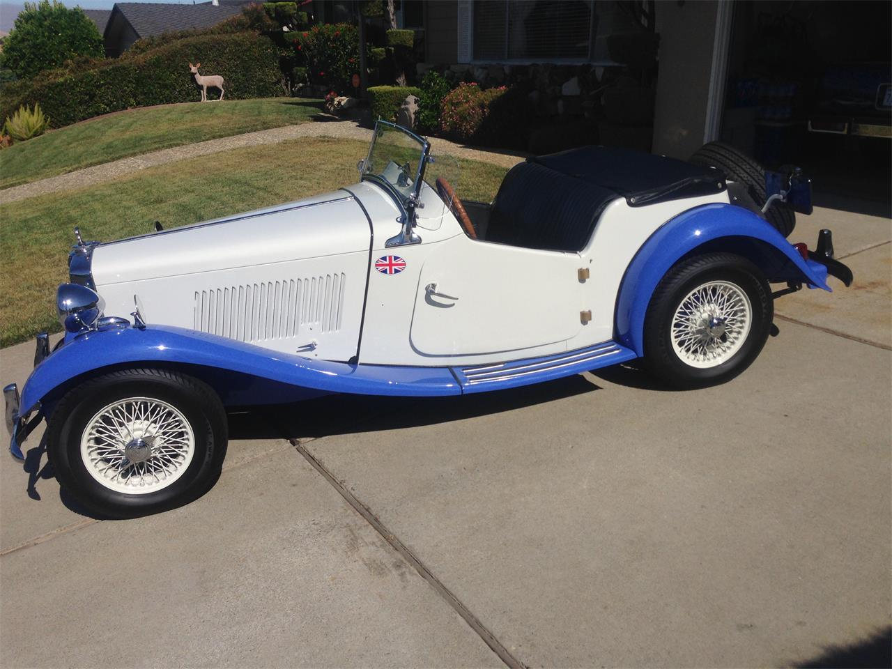Large Picture of Classic 1952 MG TD located in Antioch California - $18,888.00 Offered by a Private Seller - FTY3