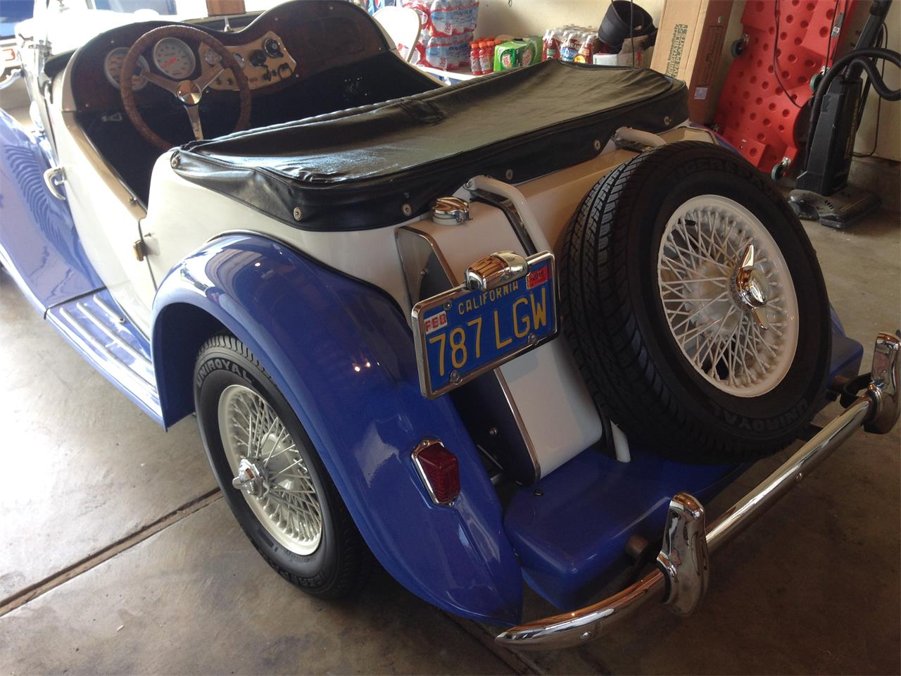 Large Picture of '52 MG TD located in Antioch California - FTY3