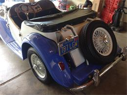 Picture of '52 MG TD located in Antioch California - $18,888.00 Offered by a Private Seller - FTY3