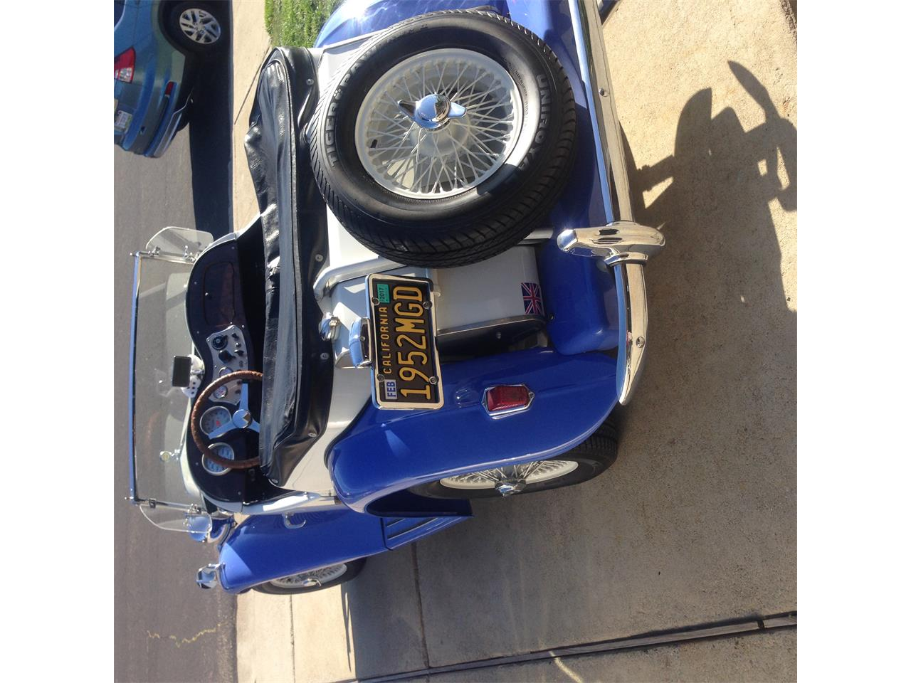 Large Picture of '52 MG TD located in Antioch California Offered by a Private Seller - FTY3