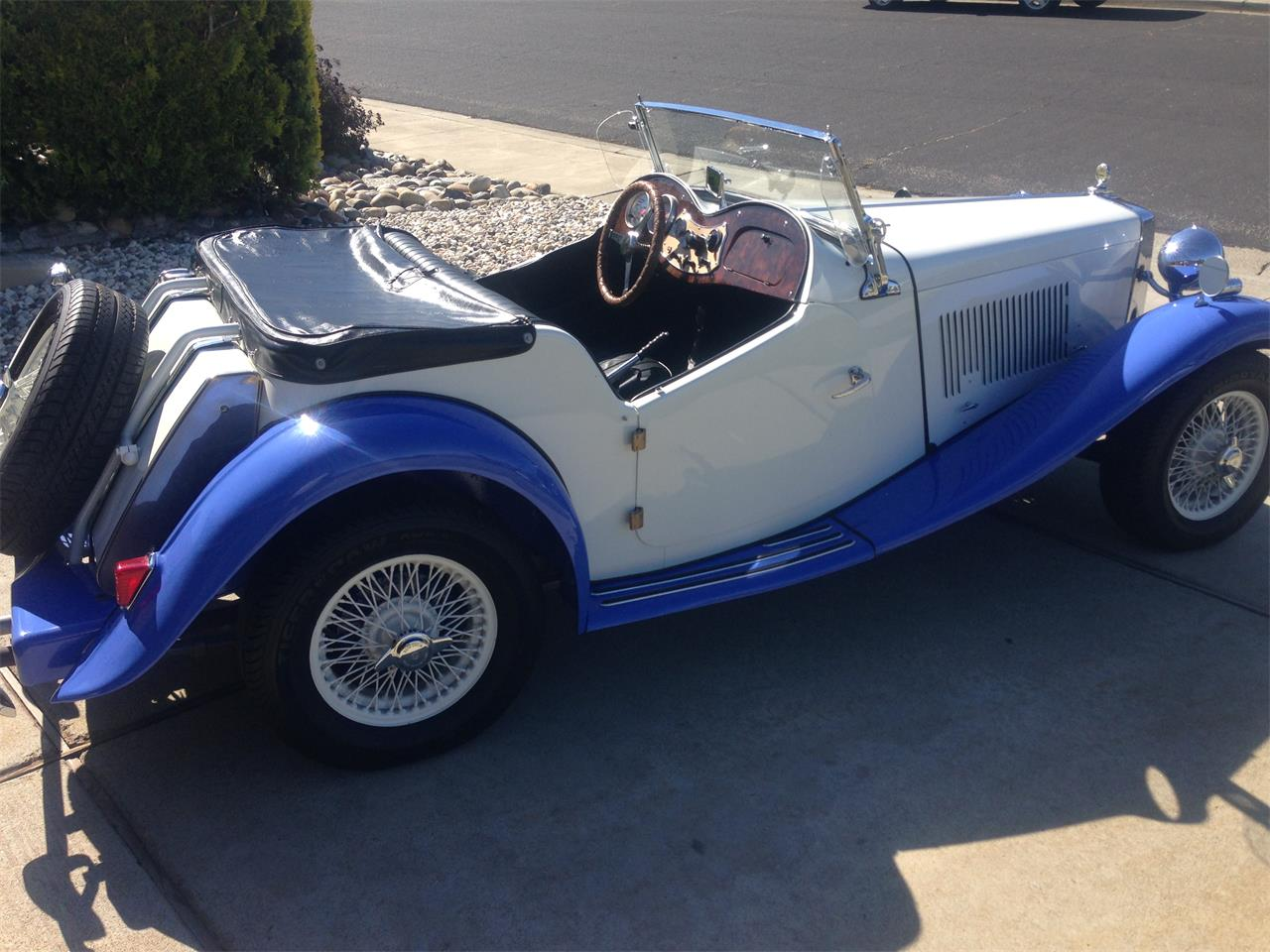 Large Picture of 1952 MG TD located in California - FTY3