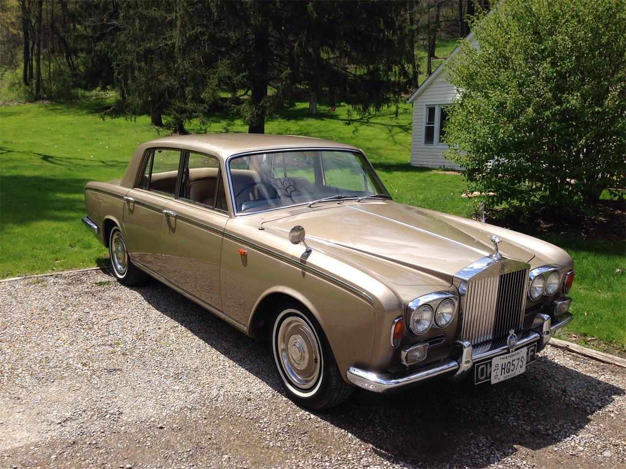 Large Picture of '67 Rolls-Royce Silver Shadow - $18,500.00 Offered by a Private Seller - FU5Q