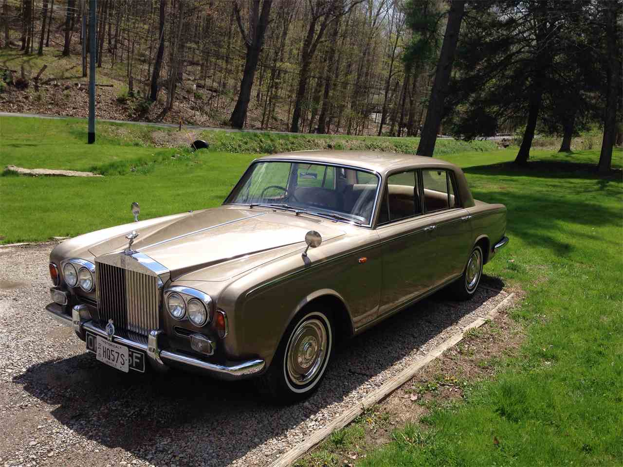 1967 Rolls-Royce Silver Shadow for Sale | ClicCars.com | CC-738926