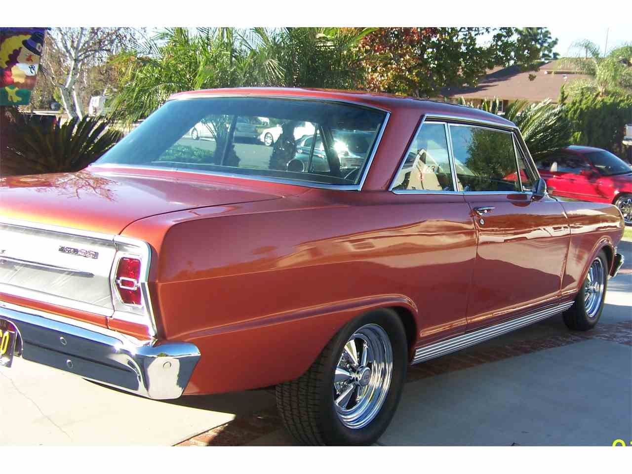 Large Picture of '63 Nova SS - FUSK