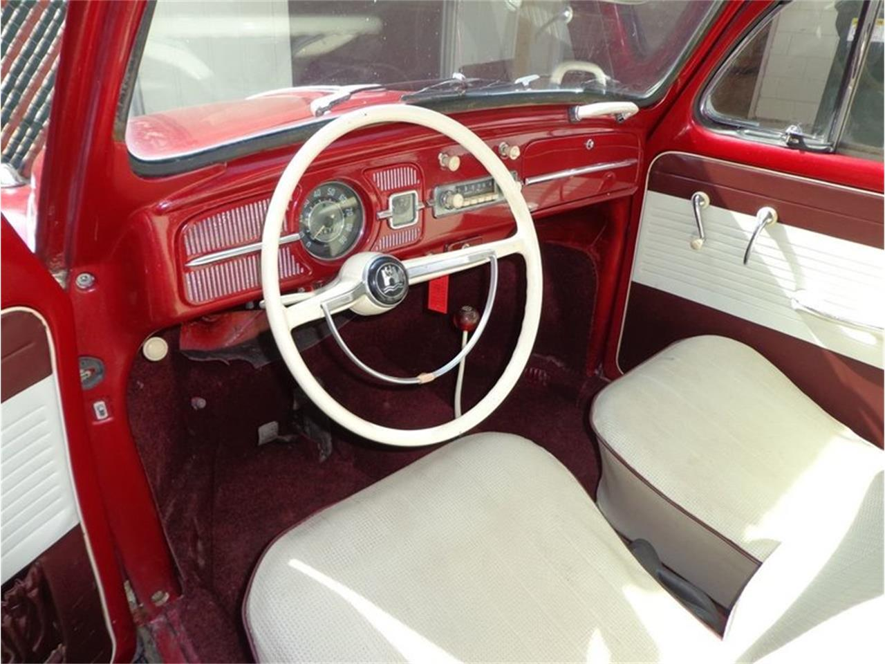 Large Picture of '63 Beetle - FUX1