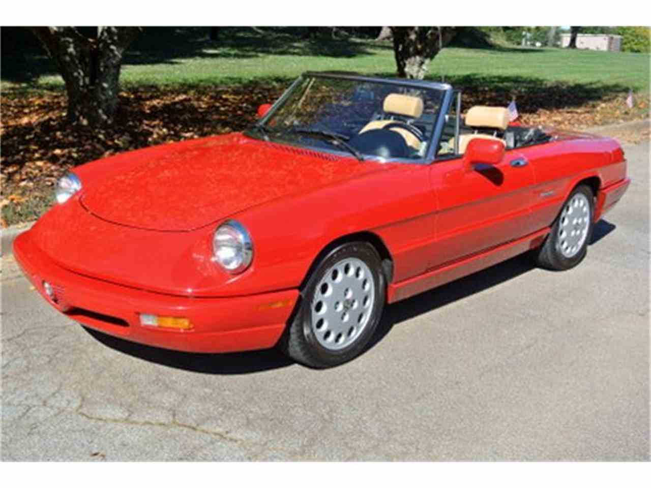 Cars For Sale Newnan Ga 2000: 1991 Alfa Romeo 2000 Spider Veloce For Sale