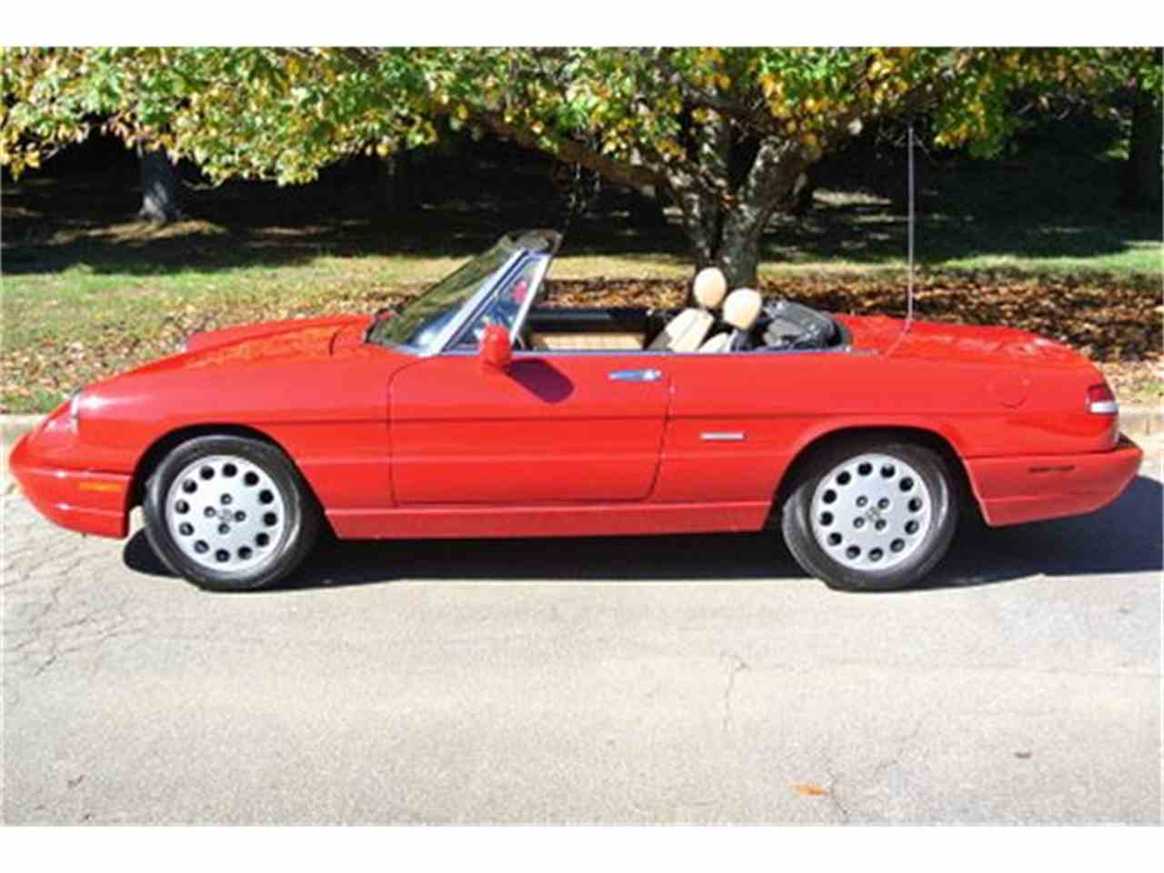 Large Picture of '91 2000 Spider Veloce - FVUQ
