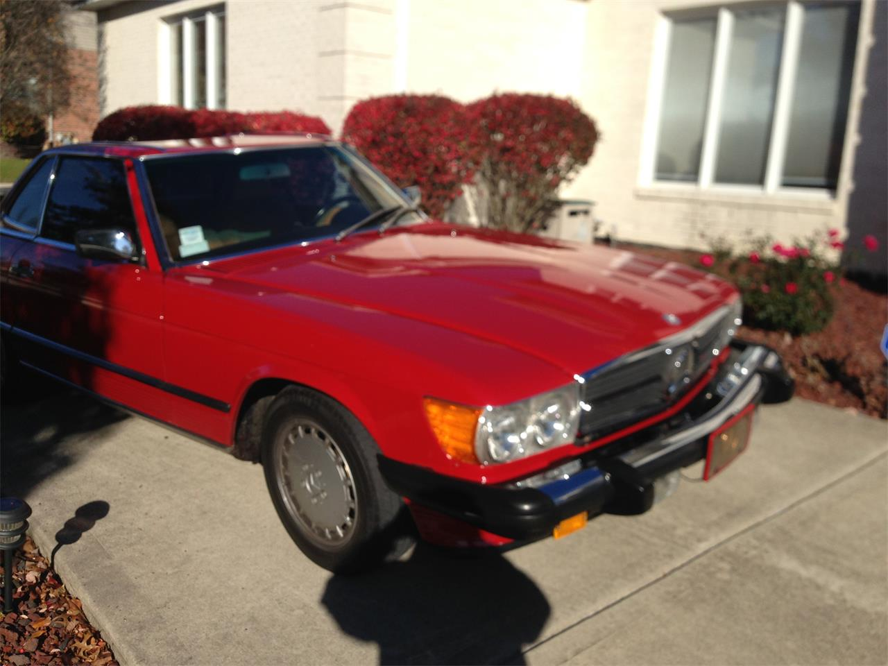 Large Picture of '88 560SL located in Illinois - $35,000.00 - FVWF