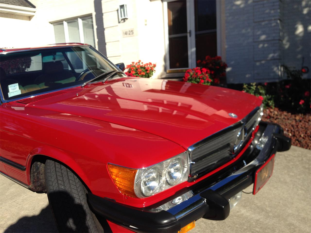 Large Picture of '88 560SL located in Illinois Offered by a Private Seller - FVWF