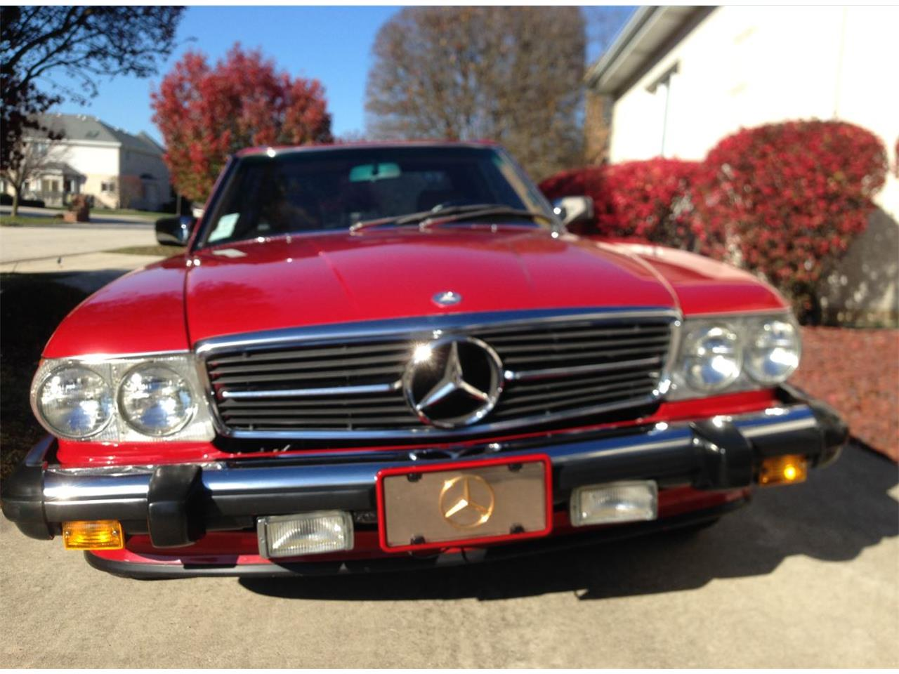 Large Picture of 1988 Mercedes-Benz 560SL - $35,000.00 Offered by a Private Seller - FVWF