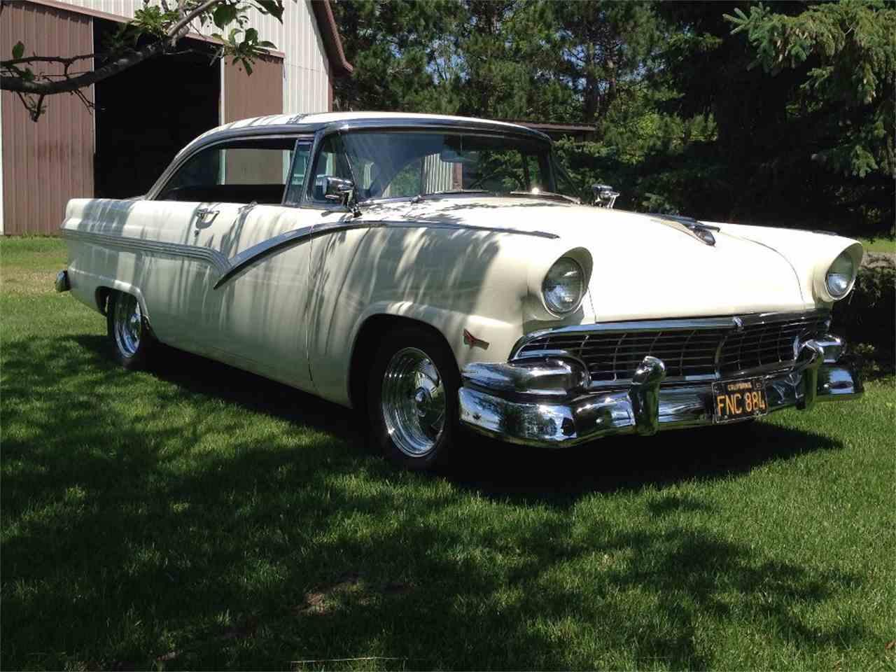 Ford Fiesta Dallas >> 1956 Ford Fairlane for Sale | ClassicCars.com | CC-740144