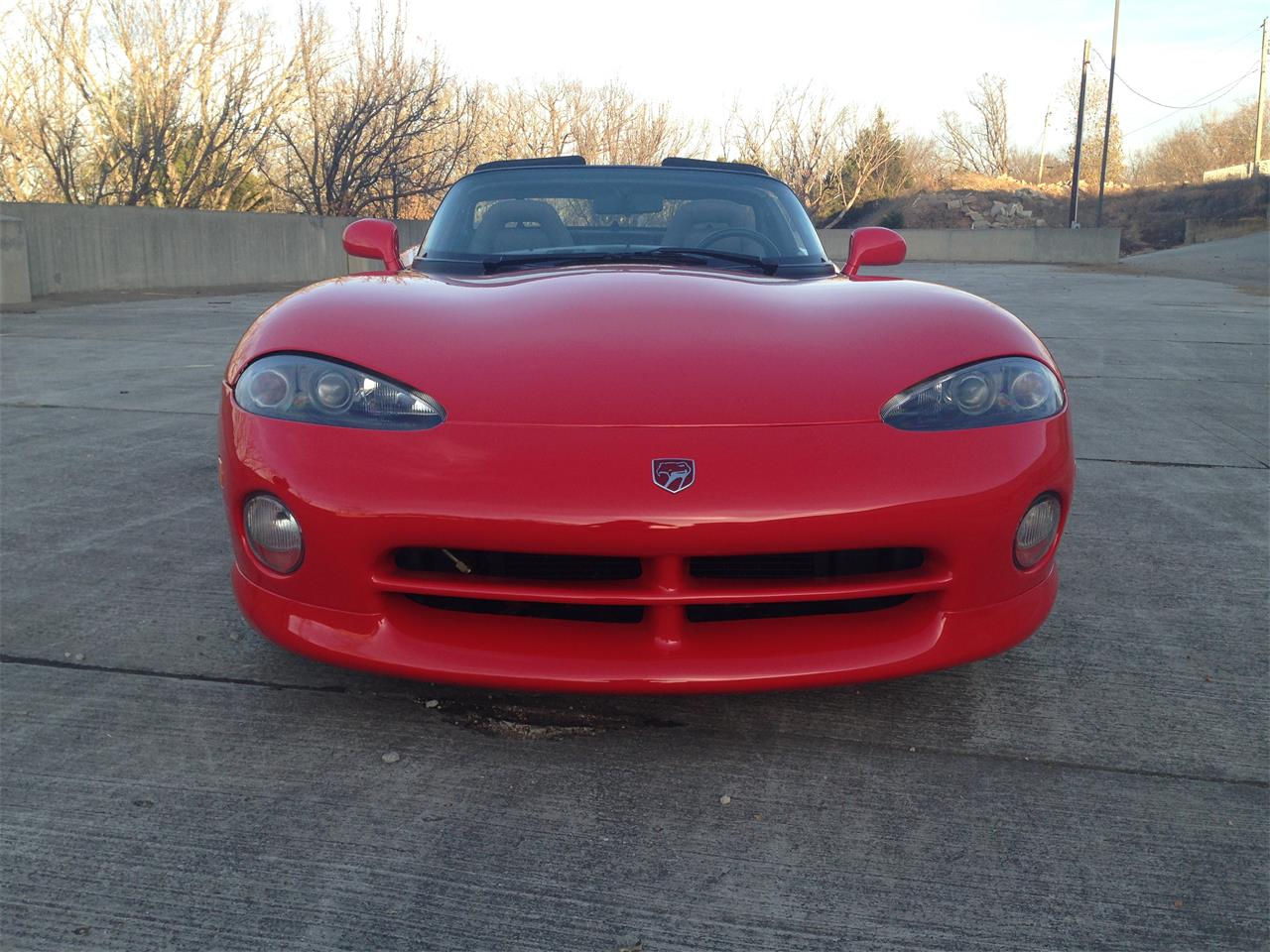 Large Picture of '94 Viper - FWDX