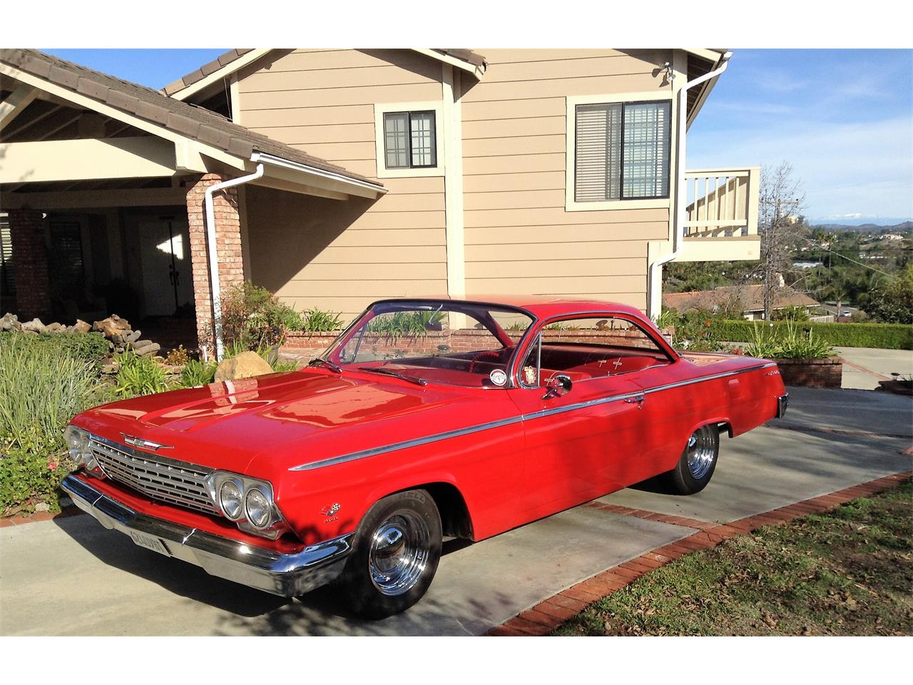 Large Picture of Classic 1962 Chevrolet Bel Air located in California - FWFG
