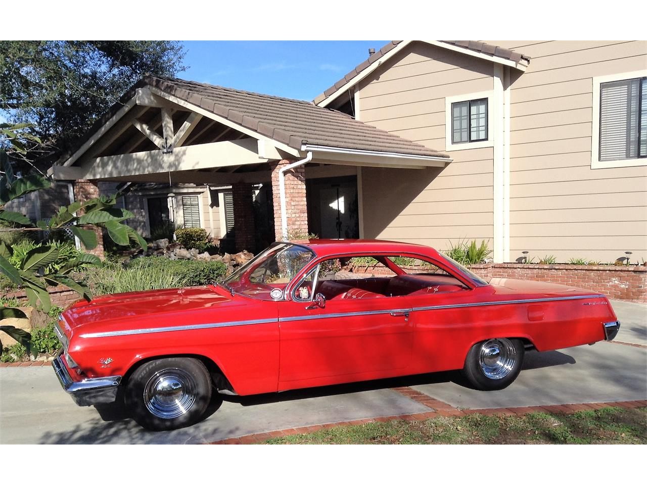 Large Picture of Classic '62 Bel Air located in Fallbrook California - FWFG