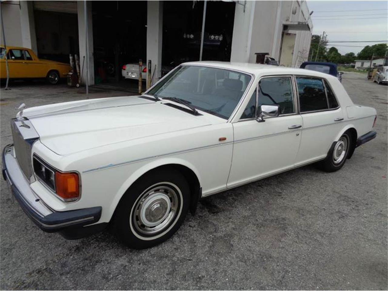 Large Picture of '87 Rolls-Royce Silver Spirit located in Florida - FWHT