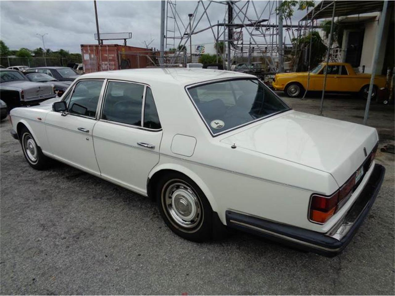 Large Picture of 1987 Rolls-Royce Silver Spirit located in Florida - $19,950.00 Offered by Prestigious Euro Cars - FWHT