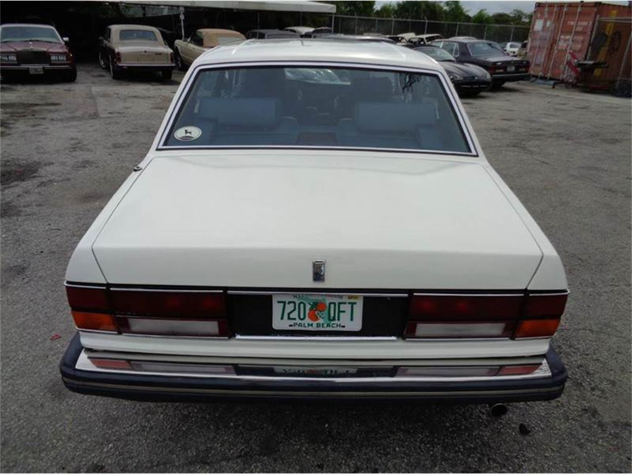 Large Picture of '87 Rolls-Royce Silver Spirit - $19,950.00 - FWHT