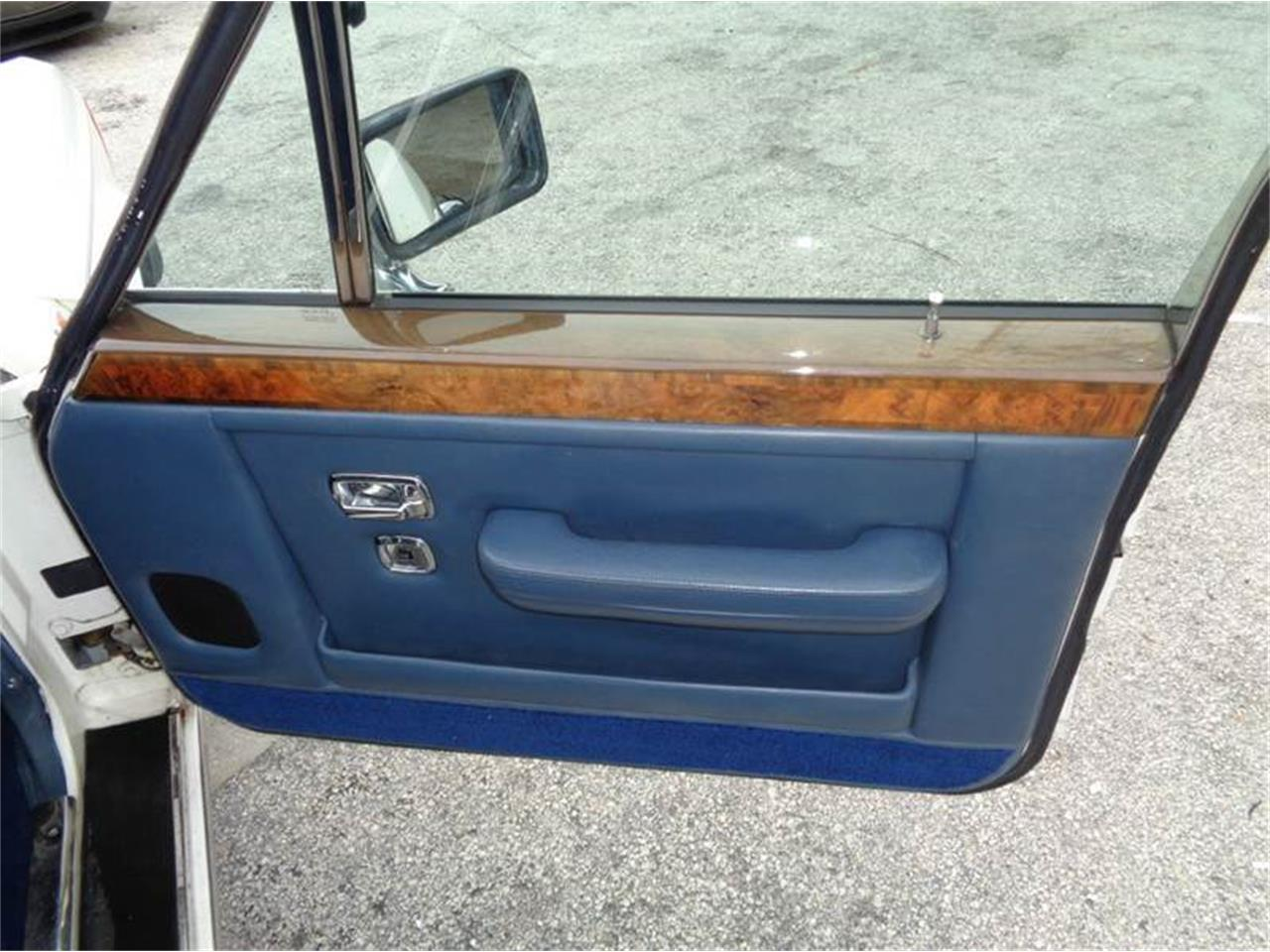 Large Picture of '87 Rolls-Royce Silver Spirit located in Florida - $19,950.00 - FWHT