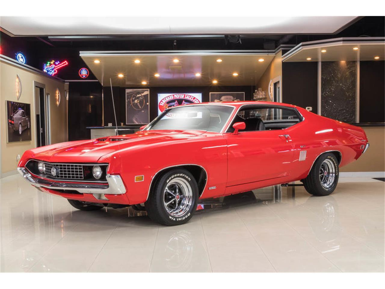 Large Picture of Classic '70 Torino located in Plymouth Michigan - FWIC