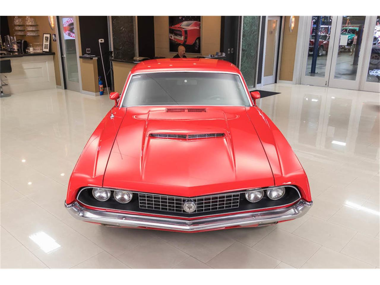 Large Picture of Classic 1970 Ford Torino located in Plymouth Michigan - FWIC