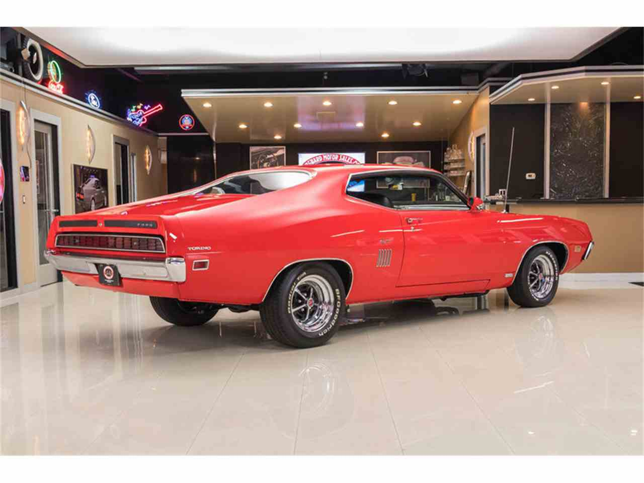 Large Picture of '70 Torino - FWIC