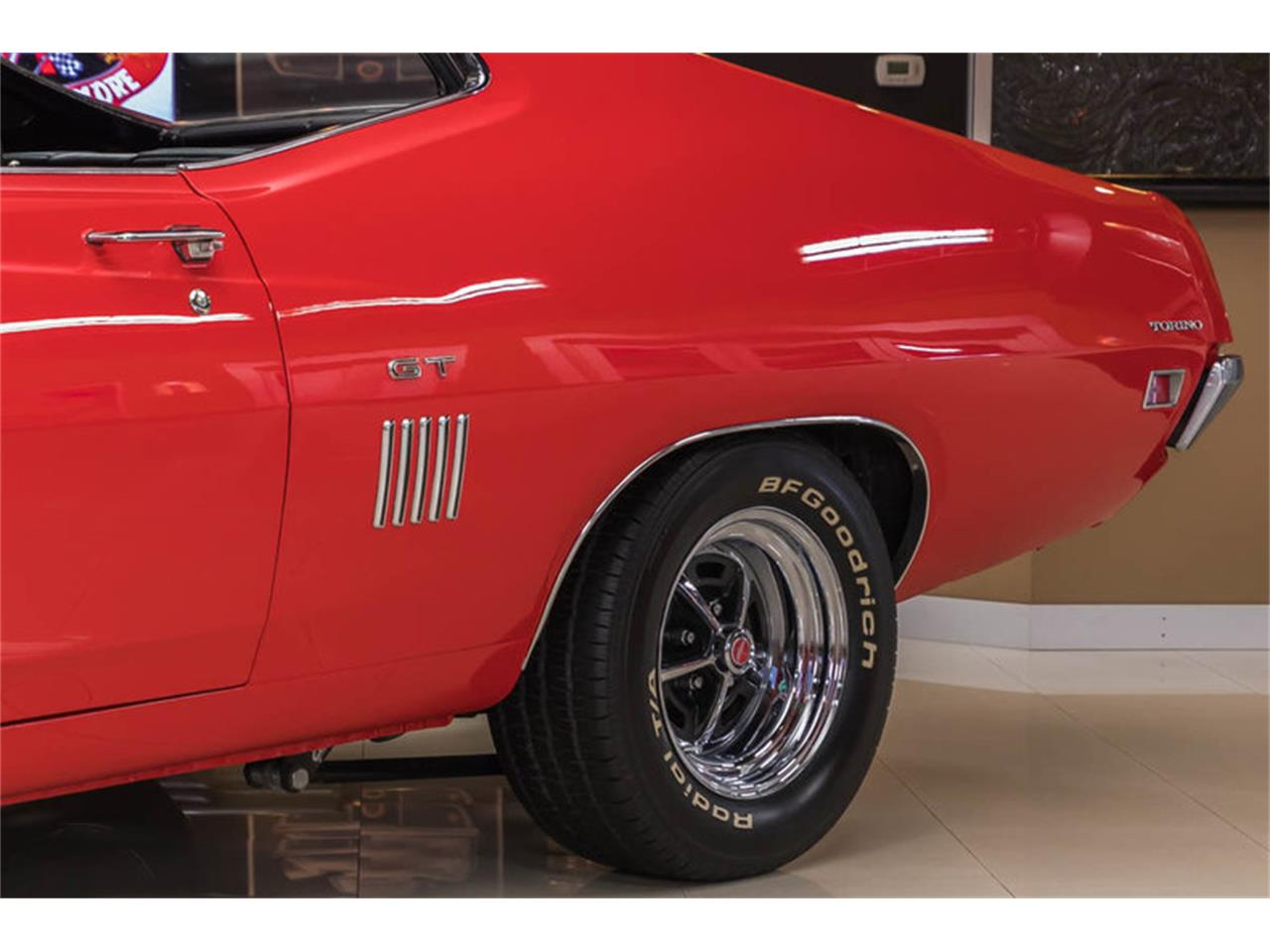 Large Picture of 1970 Ford Torino located in Michigan Offered by Vanguard Motor Sales - FWIC