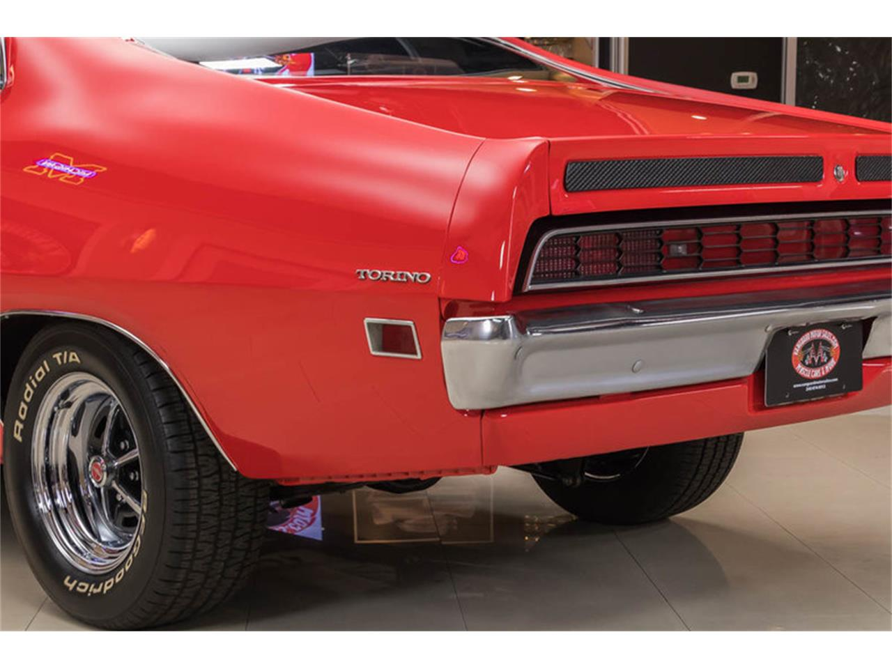 Large Picture of Classic '70 Torino - FWIC