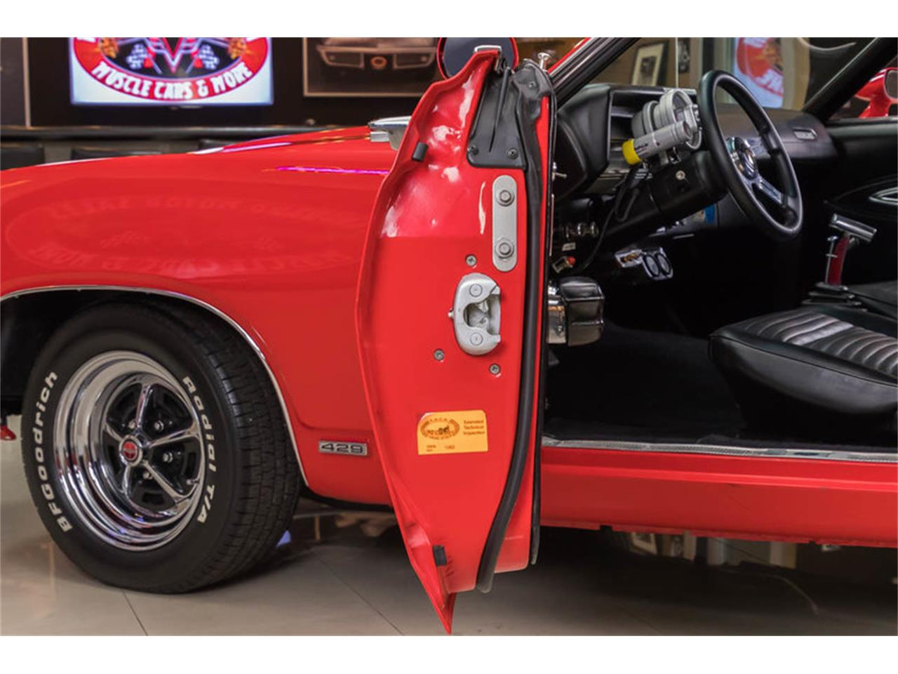 Large Picture of '70 Ford Torino located in Michigan Offered by Vanguard Motor Sales - FWIC