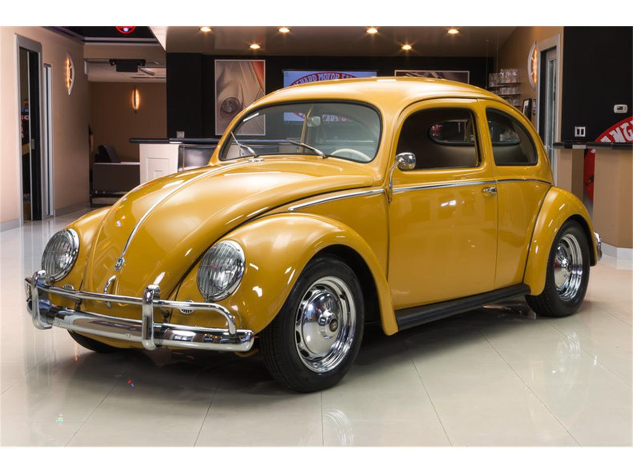 Large Picture of '56 Beetle - FWK9