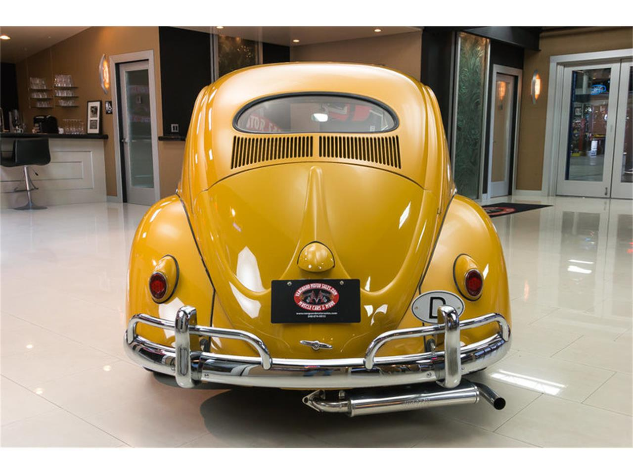 1956 Volkswagen Beetle For Sale Classiccars Com Cc 742041