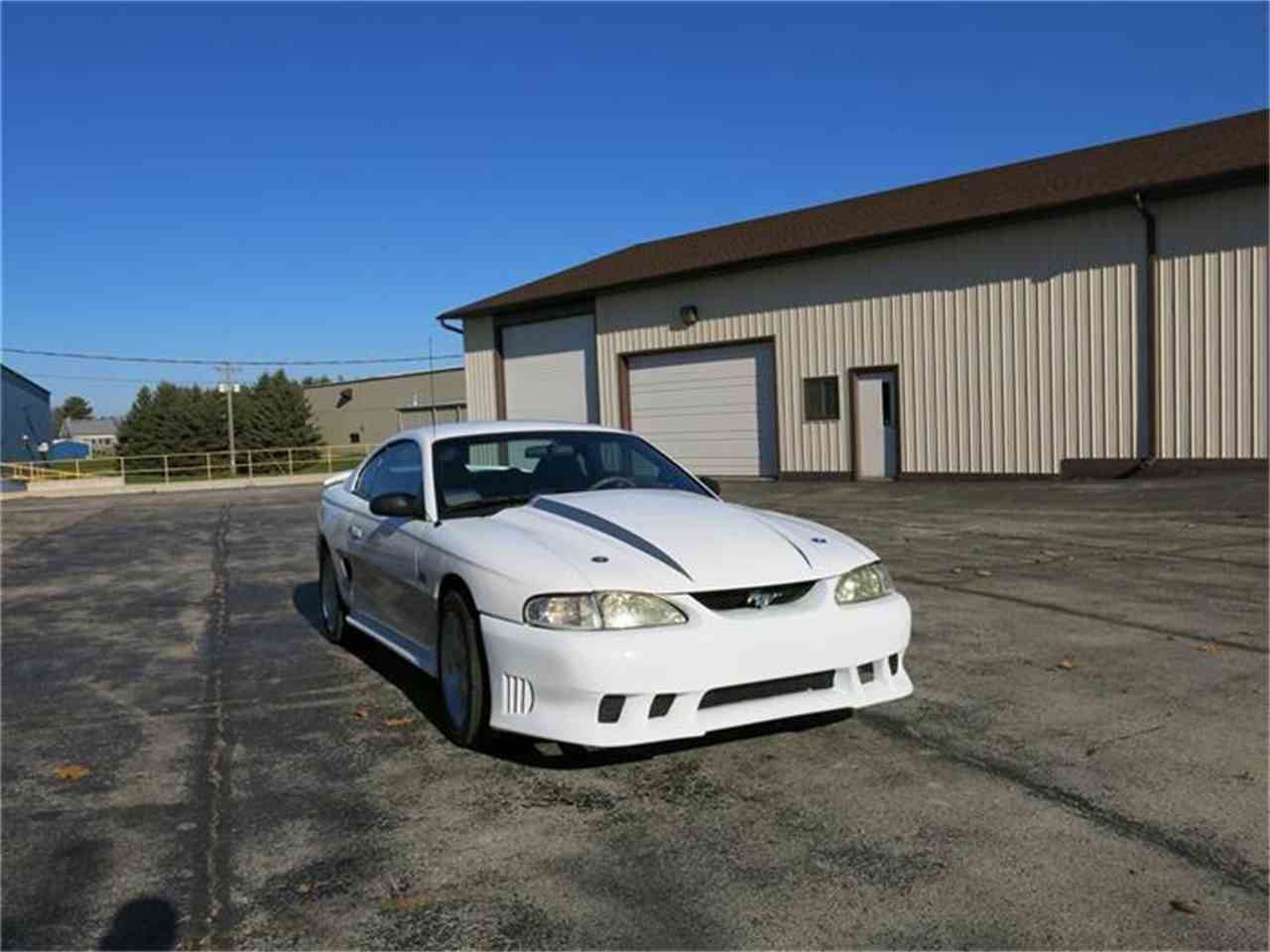 Large Picture of '96 Mustang GT - FWLQ