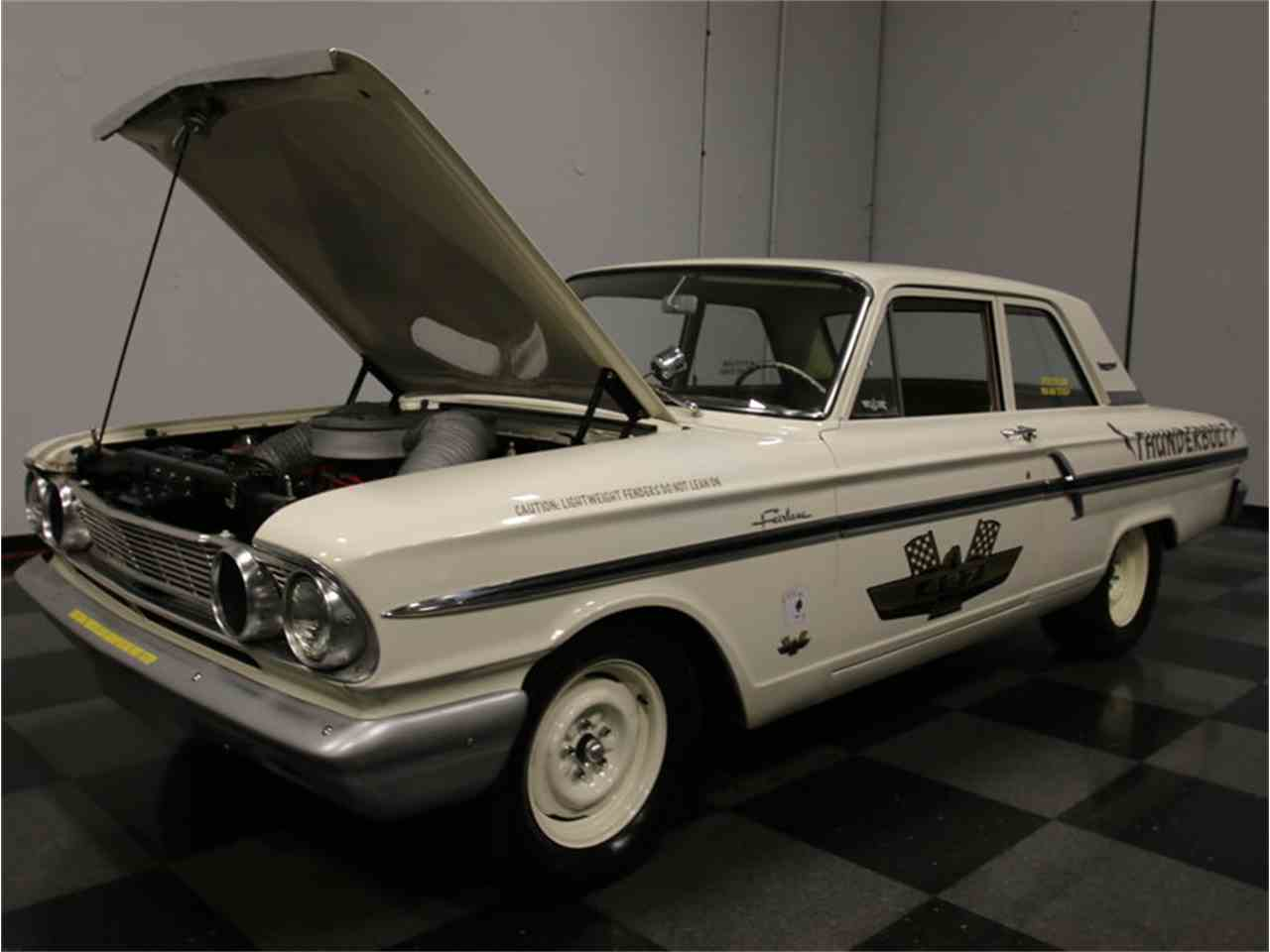 Large Picture of '64 Fairlane Thunderbolt Tribute - FV5W