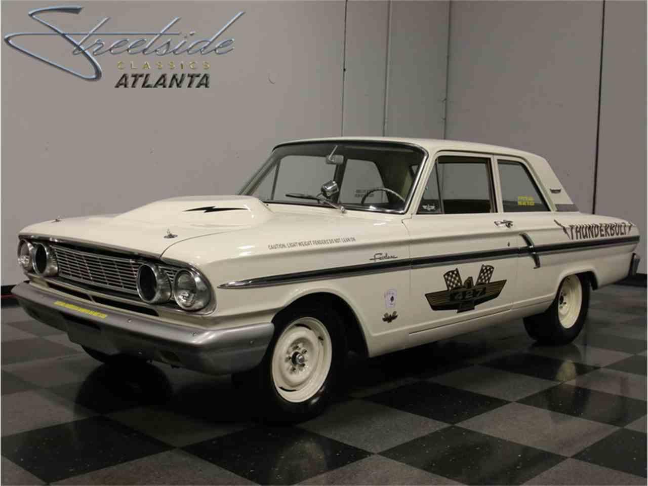 1964 Ford Fairlane Thunderbolt Tribute For Sale In Lithia Springs Georgia 30122
