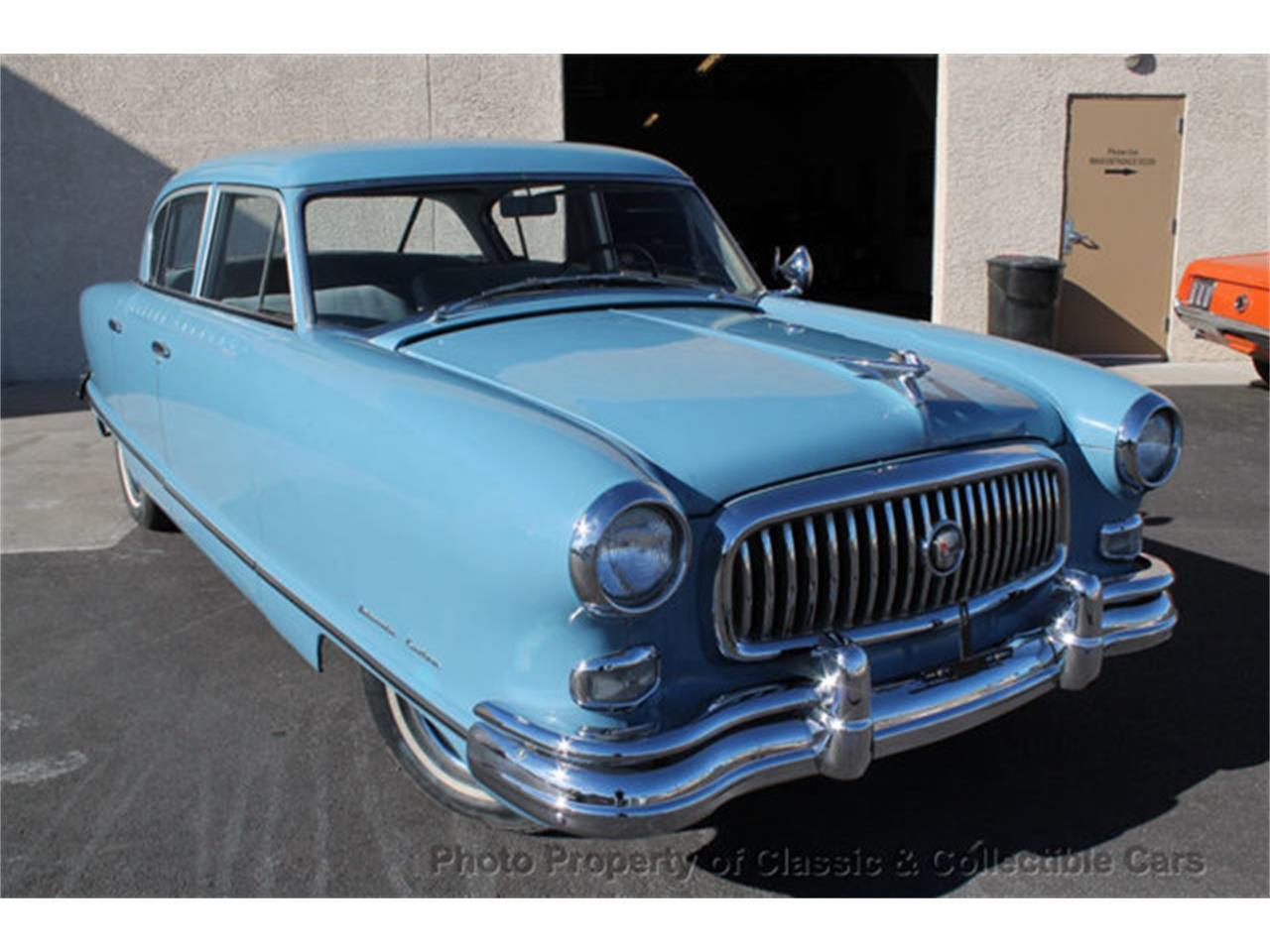 1952 Nash Ambassador for Sale | ClassicCars.com | CC-742405