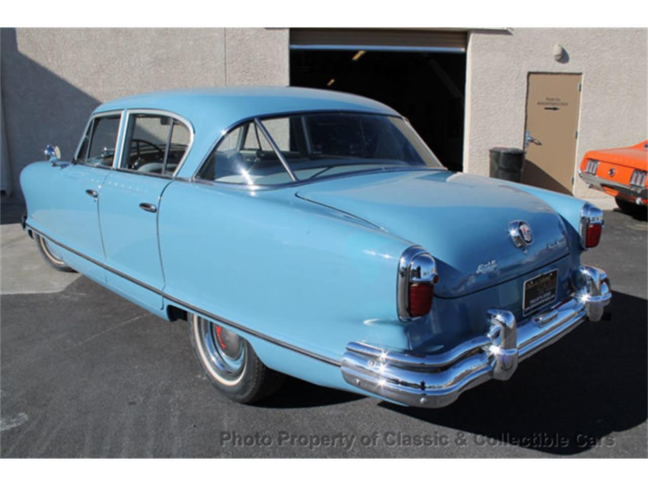 1952 nash ambassador for sale cc 742405. Black Bedroom Furniture Sets. Home Design Ideas