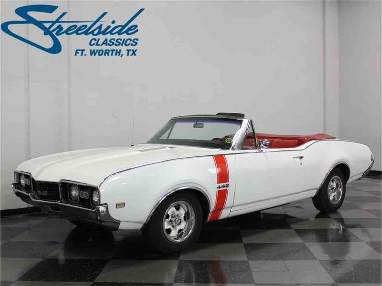 Large Picture of '68 Cutlass 442 Tribute - FV69