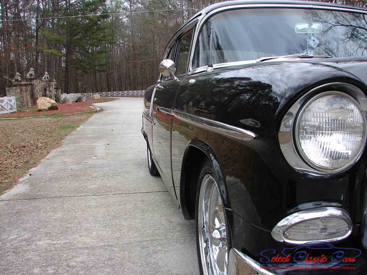 Large Picture of '55 Bel Air - FWYB