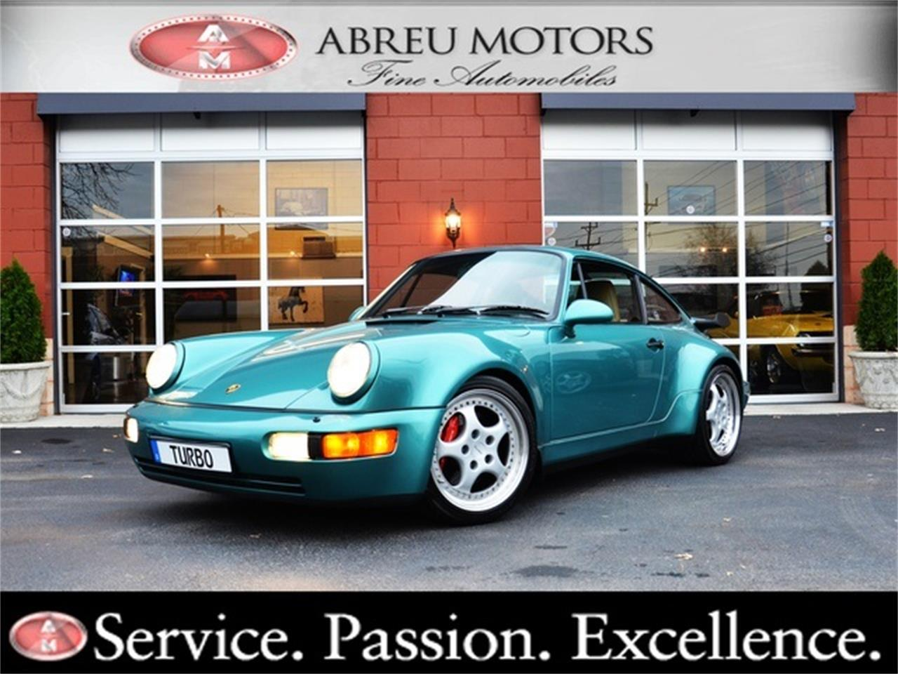 Large Picture of '94 911 Turbo Auction Vehicle Offered by Abreu Motors - FX1T