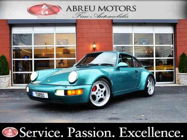 Picture of 1994 Porsche 911 Turbo located in Indiana Auction Vehicle Offered by  - FX1T