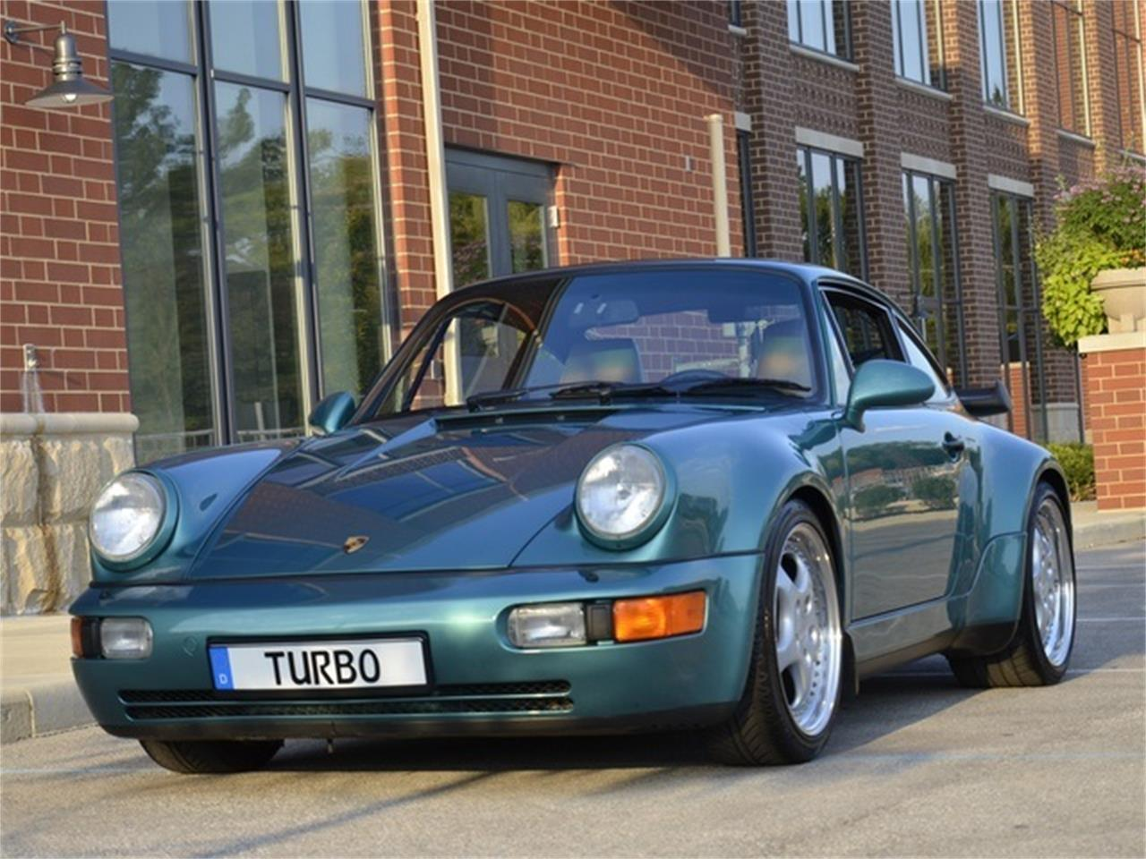 Large Picture of 1994 911 Turbo located in Carmel Indiana Auction Vehicle - FX1T