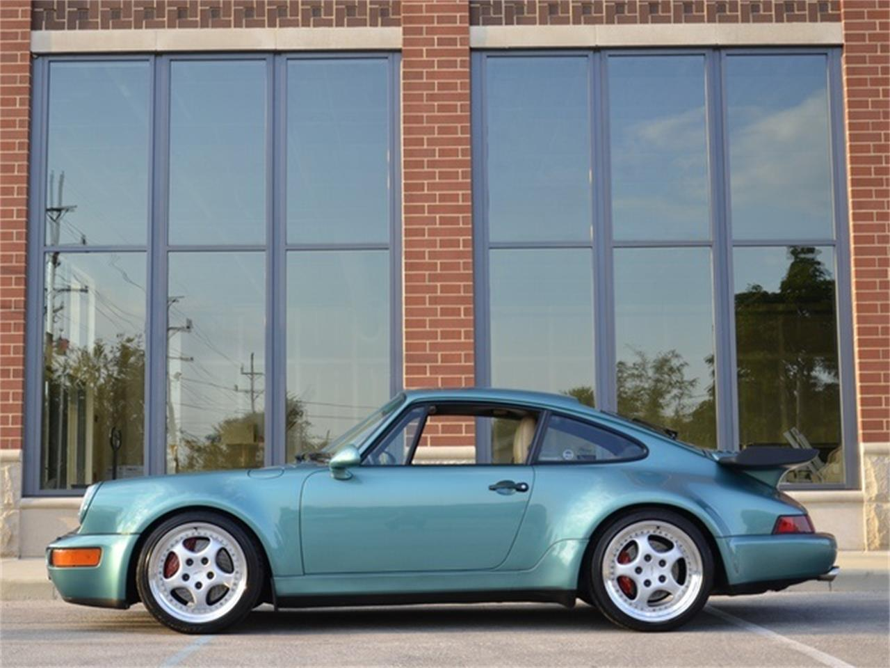Large Picture of '94 911 Turbo located in Carmel Indiana - FX1T