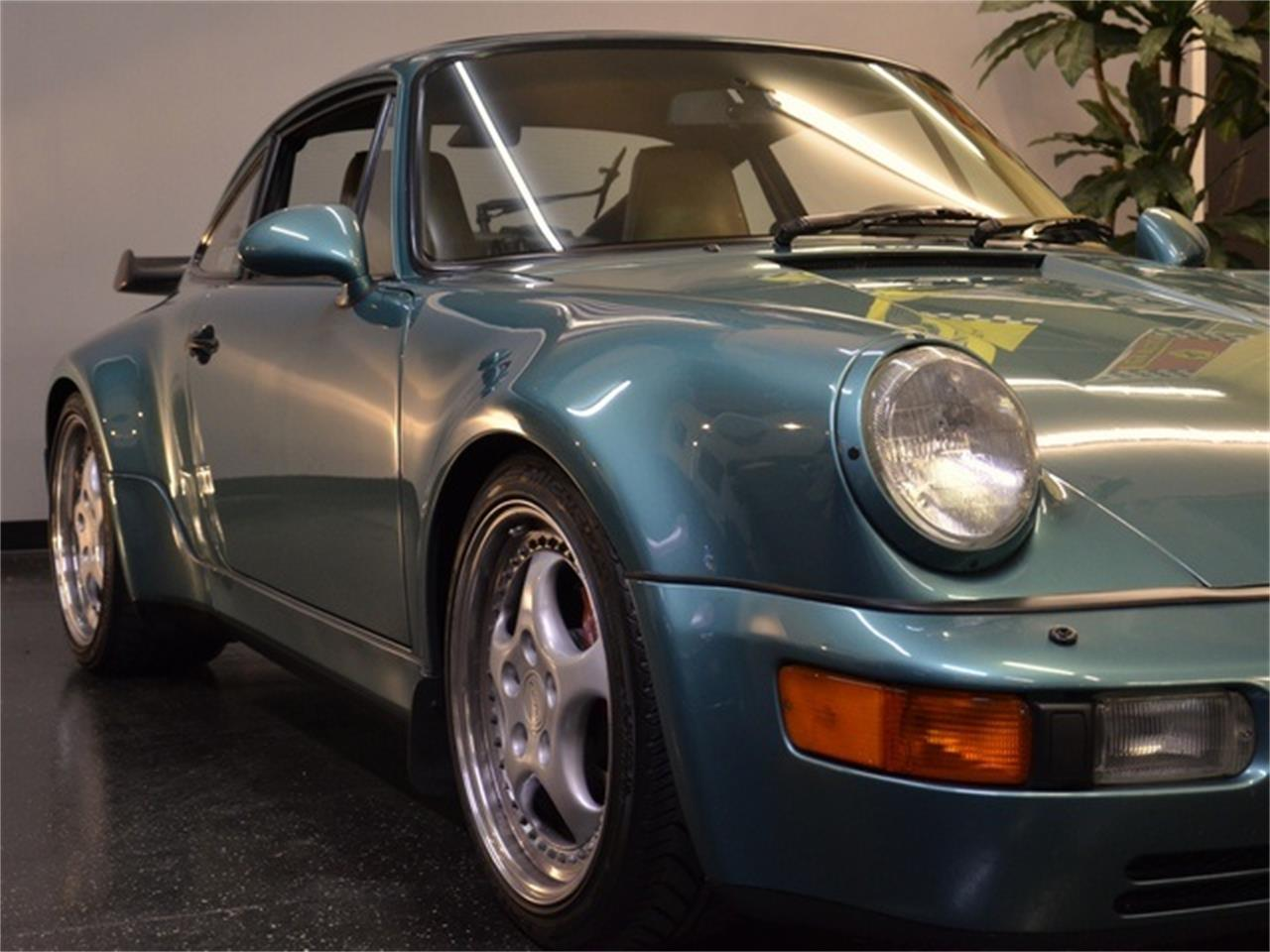 Large Picture of 1994 911 Turbo located in Indiana Auction Vehicle - FX1T