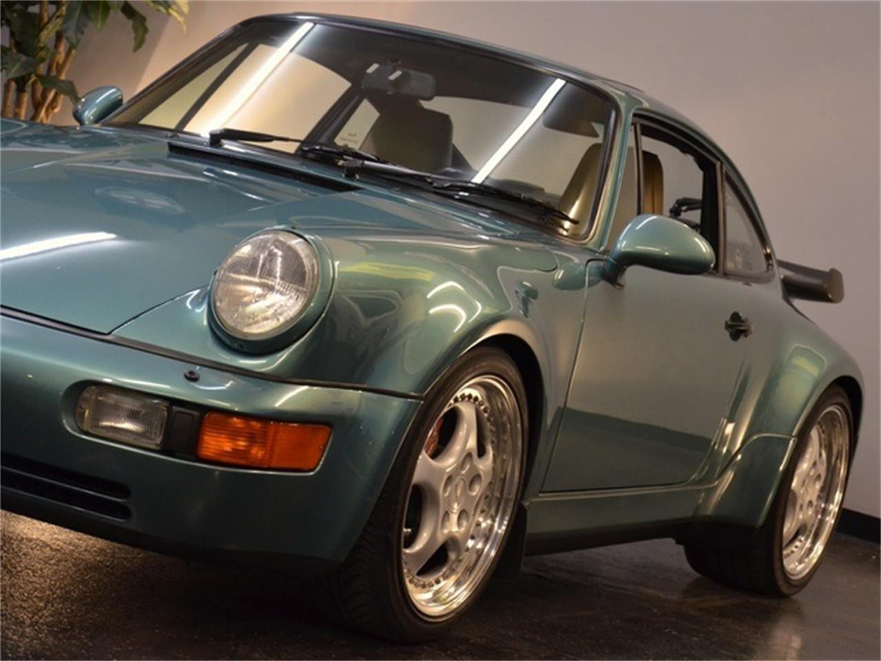 Large Picture of 1994 Porsche 911 Turbo located in Indiana Offered by Abreu Motors - FX1T