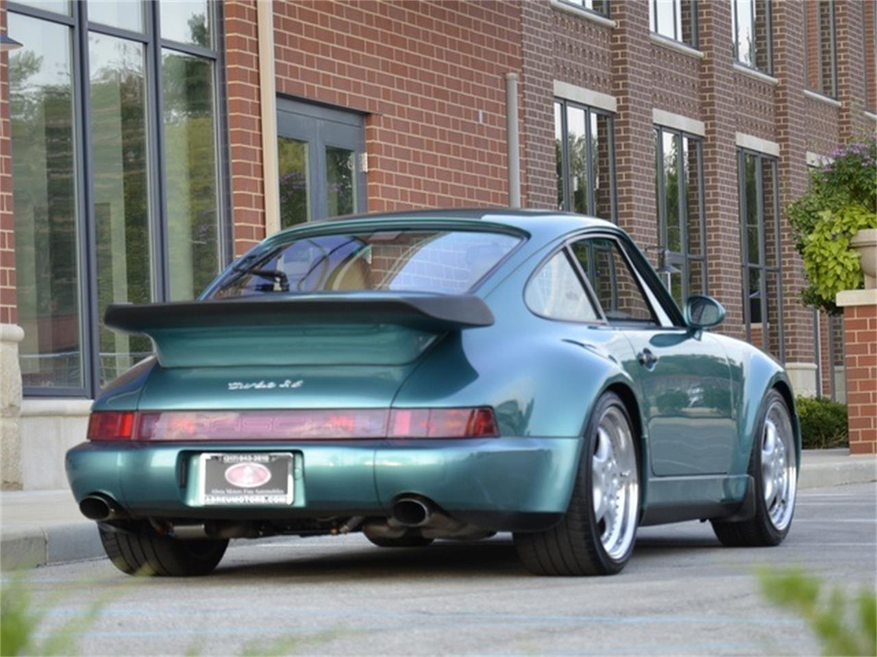 Large Picture of '94 Porsche 911 Turbo located in Carmel Indiana Auction Vehicle - FX1T